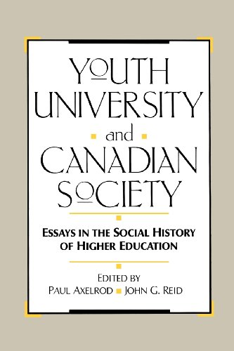 Canadian education essay higher history in social society university youth