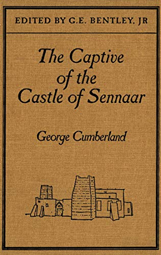 The Captive of the Castle of Sennaar. An African Tale. In two parts. Part 1: The Sophians. Part 2: ...