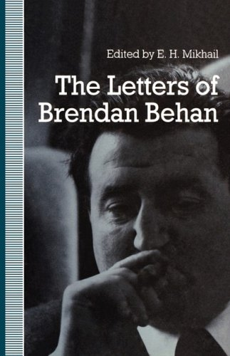 The Letters of Brendan Behan (9780773508880) by Brendan Behan