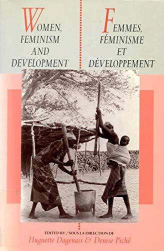 9780773511859: Women, Feminism and Development