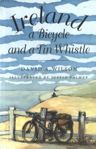 9780773513440: Ireland, a Bicycle, and a Tin Whistle