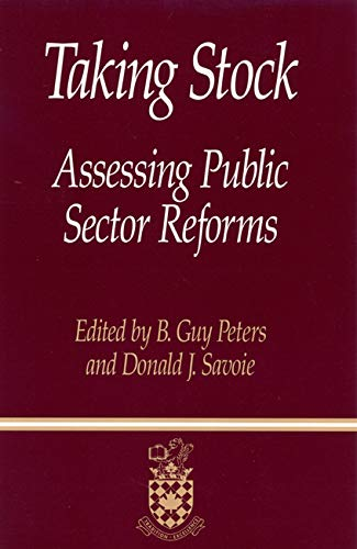 9780773517431: Taking Stock: Assessing Public Sector Reforms (Governance and Public Management)