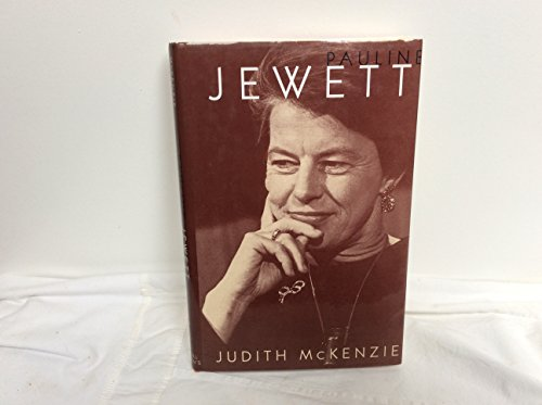 Pauline Jewett: A Passion for Canada: McKenzie, Judith