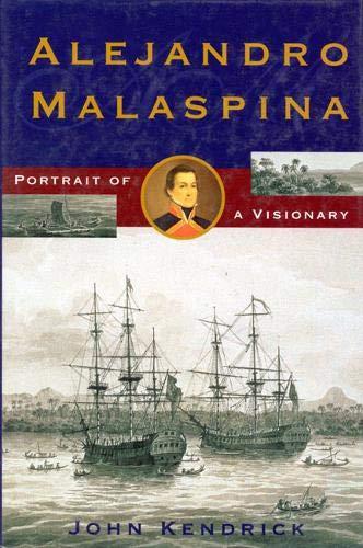 9780773518308: Alejandro Malaspina: Portrait of a Visionary