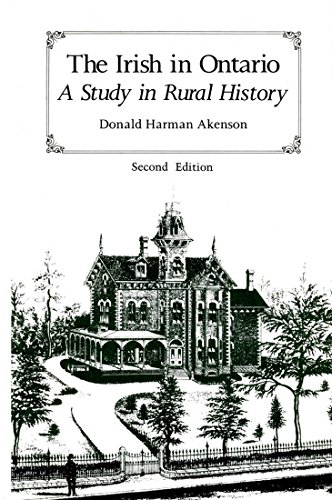 9780773520295: The Irish in Ontario: A Study in Rural History