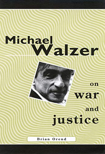 9780773522237: Michael Walzer on War and Justice