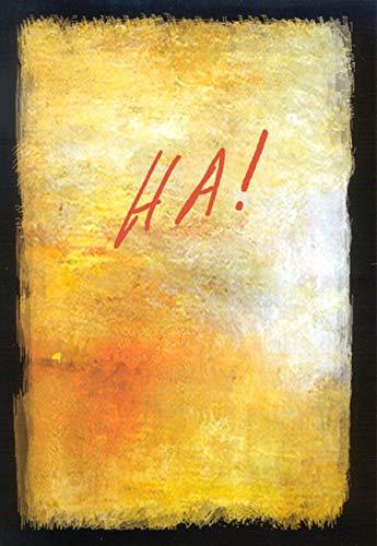 HA! - A Self-Murder Mystery: Sheppard, Gordon