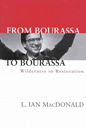 From Bourassa to Bourassa : Wilderness to Restoration