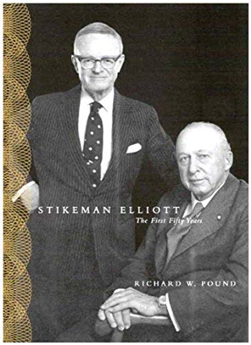 9780773524118: Stikeman Elliott: The First Fifty Years: The First Fifity Years