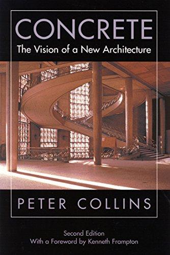 9780773525641: Concrete: The Vision of a New Architecture