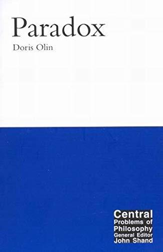 Paradox -: Olin, Doris