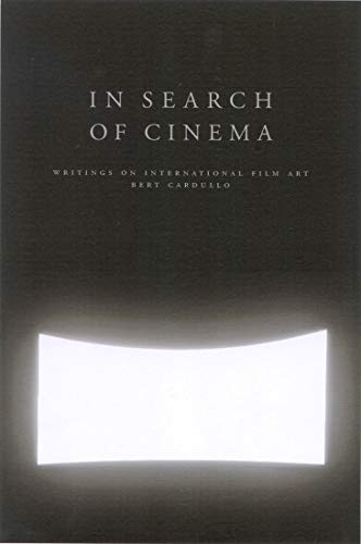 9780773527072: In Search of Cinema: Writings on International Film Art