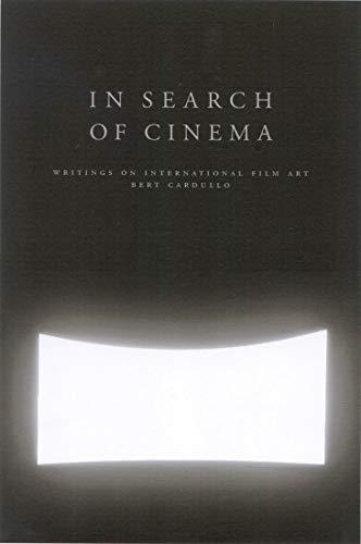 9780773527072: In Search of Cinema: Writings on International Film Art