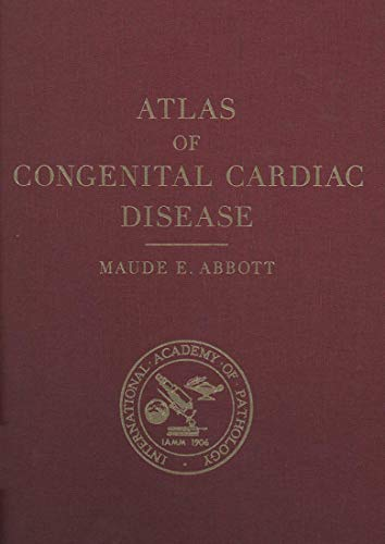 9780773531284: Atlas of Congenital Cardiac Disease: New Edition