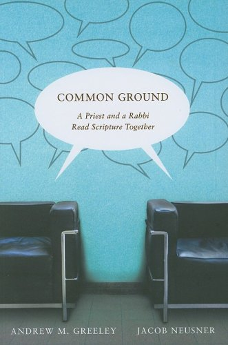9780773534476: Common Ground: A Priest and a Rabbi Read Scripture Together