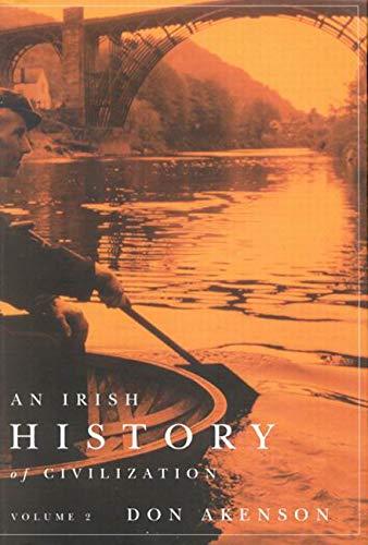 9780773535480: An Irish History of Civilization