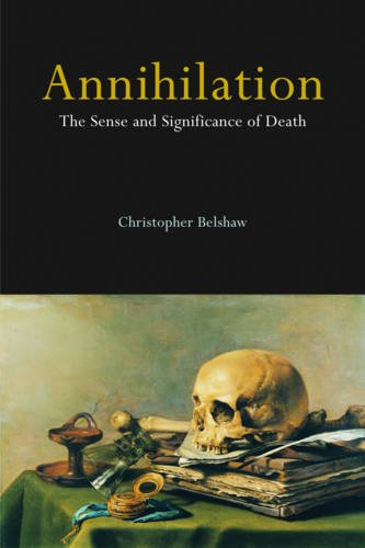 9780773535527: Annihilation: The Sense and Significance of Death