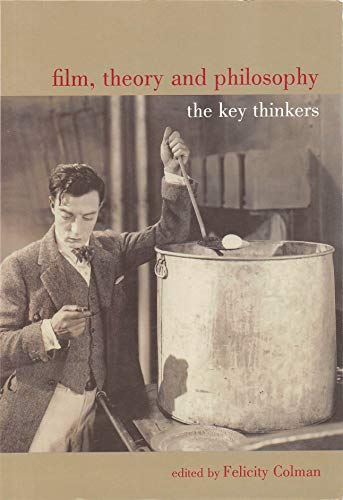 9780773537002: Film, Theory, and Philosophy: The Key Thinkers