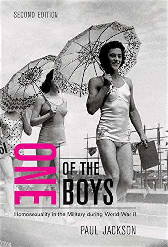 9780773537149: One of the Boys: Homosexuality in the Military during World War II