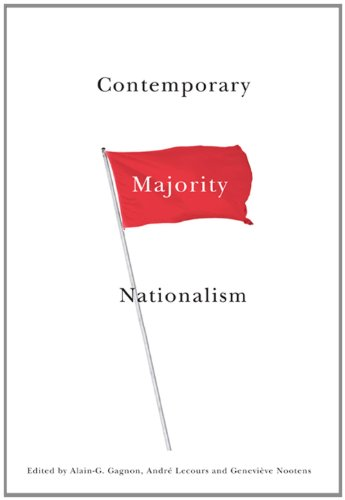 9780773538269: Contemporary Majority Nationalism (Studies in Nationalism and Ethnic Conflict)