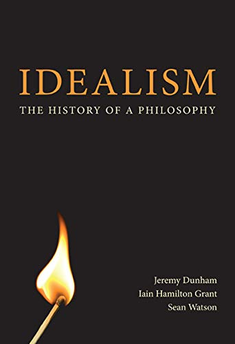 9780773538368: Idealism: The History of a Philosophy