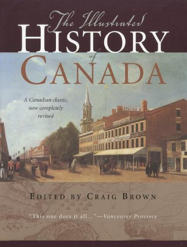 9780773539693: The Illustrated History of Canada