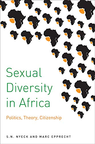 9780773541887: Sexual Diversity in Africa: Politics, Theory, and Citizenship