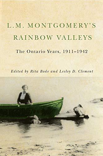9780773545755: L.M. Montgomery's Rainbow Valleys: The Ontario Years, 1911-1942