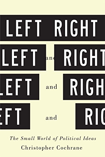 9780773545793: Left and Right: The Small World of Political Ideas