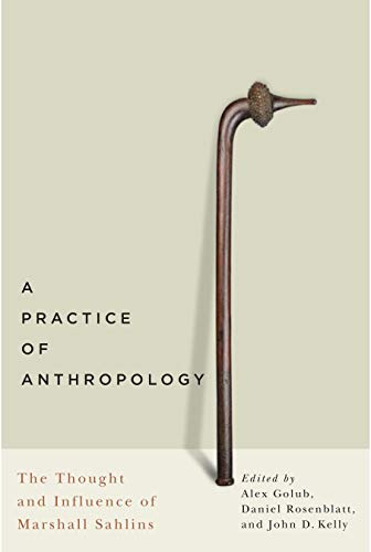 A Practice of Anthropology - The Thought and Influence of Marshall Sahlins: Golub, Alex