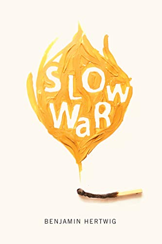Slow War 9780773551428 Benjamin Hertwig's debut collection of poetry, Slow War, is at once an account of contemporary warfare and a personal journey of loss an