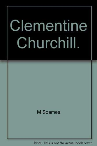 9780773600744: Clementine Churchill