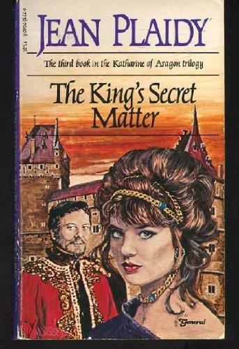 The King's Secret Matter: Jean Plaidy