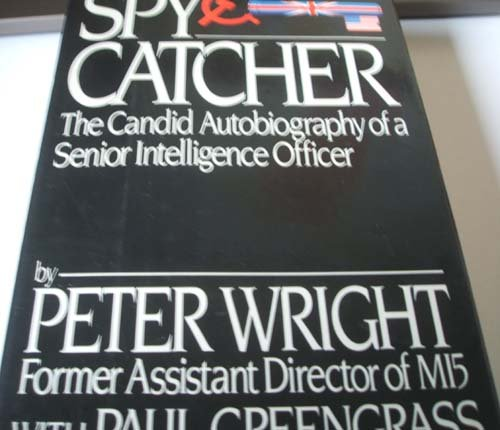 9780773671836: Spy Catcher : The Candid Autobiography of a Senior Intelligence Officer