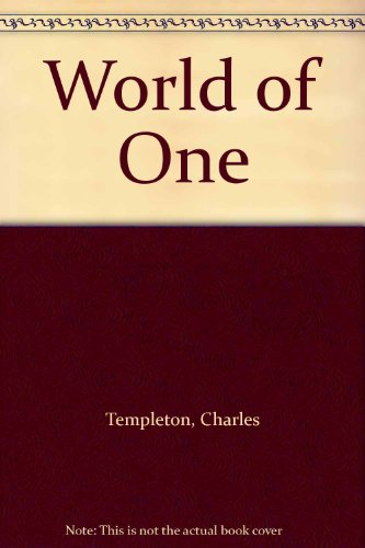 World of One (0773671978) by Templeton, Charles