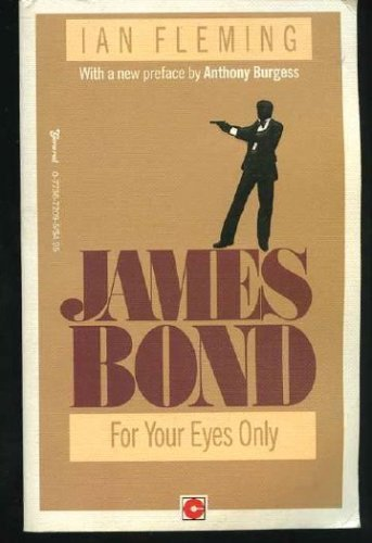 9780773672093: James Bond-For Your Eyes Only