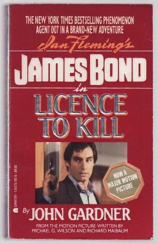 Licence to Kill: John Gardner