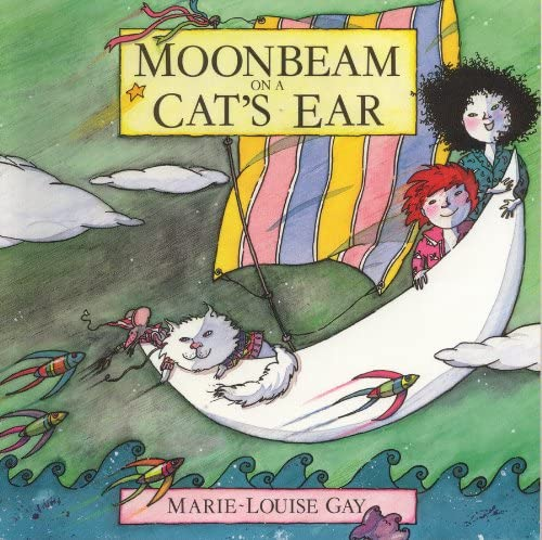 9780773673656: Moonbeam on a Cat's Ear (Nature All Around Series)