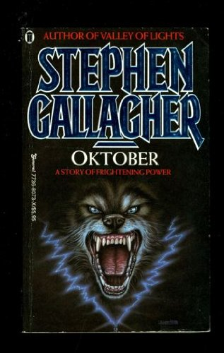 Oktober: Stephen Gallagher