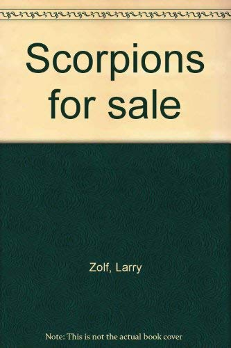 9780773723566: Scorpions for sale