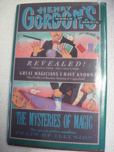 9780773723634: Henry Gordon's World of Magic