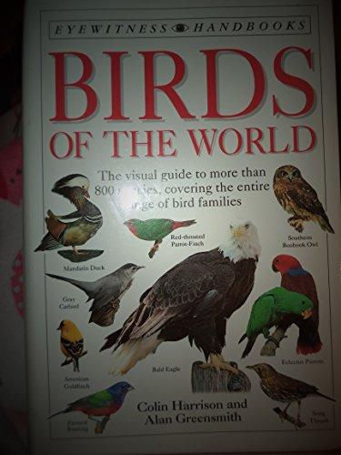 Birds of the World: Colin Harrison, Alan Greensmith