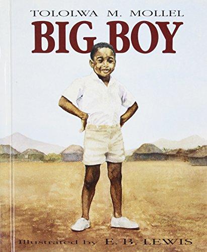 Big Boy: Tololwa M Mollel