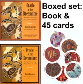 9780773730700: Oracle of the Dreamtime: Aboriginal Dreamings Offer Guidance for Today
