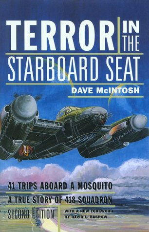 9780773730892: Terror in the Starboard Seat