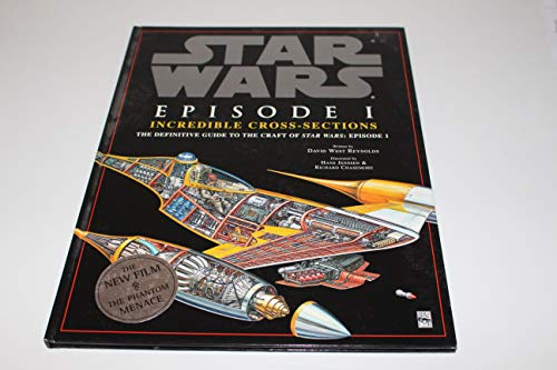 9780773731820: Star Wars Episode I: Incredible Cross Sections