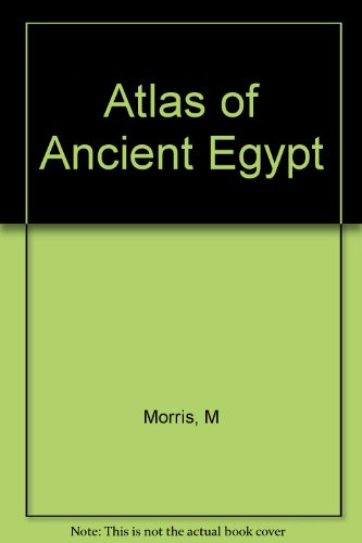 9780773732377: Atlas of Ancient Egypt