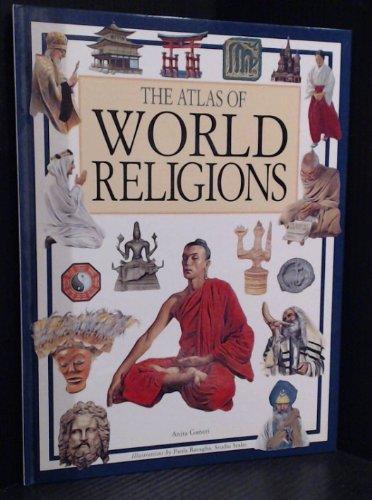 9780773733305: Atlas of World Religions