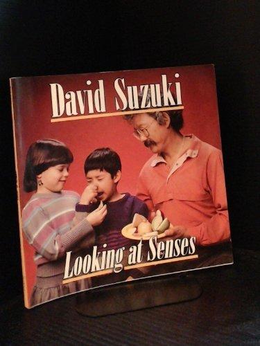 9780773750784: Looking at senses (Stoddart young readers)