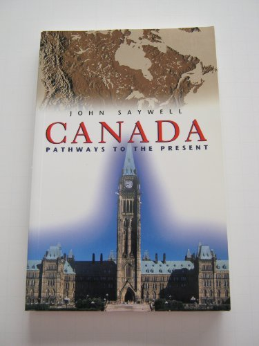 9780773756816: Canada: Pathways to the present